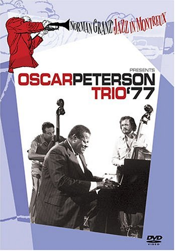 261455 on oscar peterson trio tonight