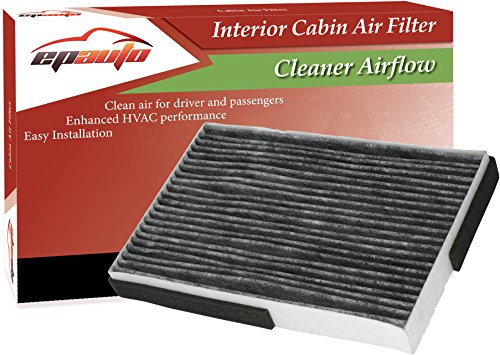 EPAuto CP392 (CF8392A) Chevrolet / Pontiac / Buick / Oldsmobile Premium Cabin Air Filter includes Activated Carbon