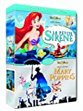 echange, troc La Petite sirène / Mary Poppins - Bipack 2 DVD