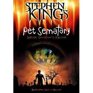 Click to buy Scariest Movies of All Time: Pet Sematary from Amazon!
