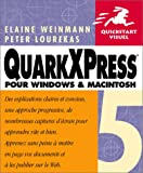 Quark XPress 5 pour Windows et Macintosh