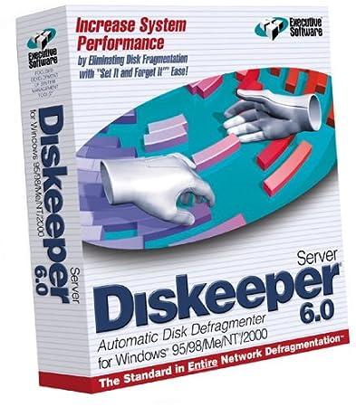 Diskeeper 6.0 Server