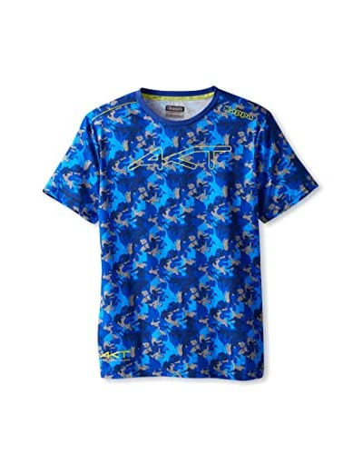 Kappa Men's Printed Short Sleeve T-Shirt