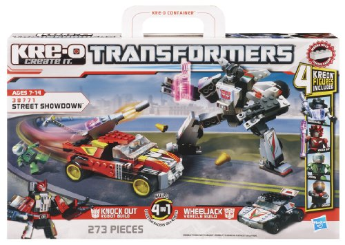 Cleo Transformers Street Showdown