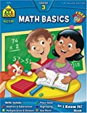 Workbooks-Math Basics Grade 3 (An I Know It ! Combo Book)