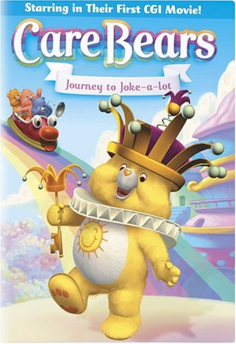 Care Bears - Journey To Joke-A-Lot [Vhs] front-1030282