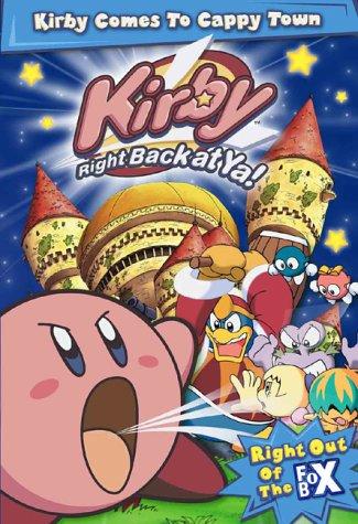 Kirby Right Back At Ya Fire Kirby Kirby Right Back at Ya  Vol