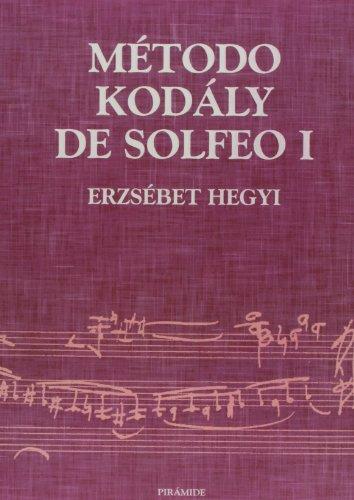 METODO KODALY DE SOLFEO descarga pdf epub mobi fb2