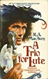 Trio for Lute (0553274805) by Macavoy, R.A.