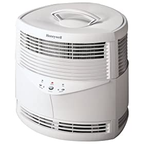 Honeywell 18155 SilentComfort Permanent, True HEPA <a href=