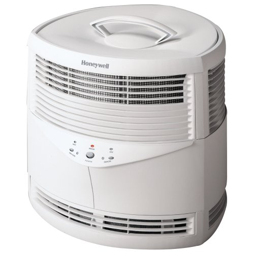 Honeywell 18155 SilentComfort Permanent, True HEPA Air Purifier