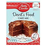 Betty Crocker Devil's Food Cake Mix (500g)