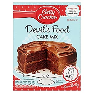 Betty Crocker Devil S Food Cake Directions