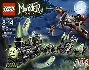 LEGO Monster Fighters 9467 The Ghost Train by LEGO