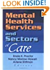 Mental Health Services and Sectors of Care