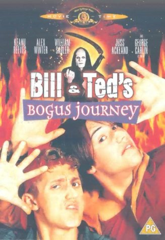 Bill & Teds Bogus Journey [DVD] [1992]