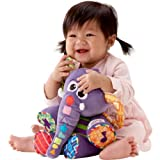 Traditional Lamaze Eddie the Elephant Tunes with accompanying Set of 10 KiddiSafe Door Stoppers