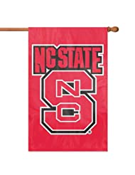 North Carolina State pack NCAA Applique Banner Flag (44x28)