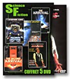 echange, troc Coffret Science-Fiction : The Arrival / The Second Arrival / Scanners / Mars 2056 / Maximum Overdrive