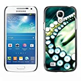 GIFT CHOICE / Slim Hard Protective Case SmartPhone Shell Cell Phone Cover for Samsung Galaxy S4 Mini i9190 // Octopus Squid Sea Tentacle //