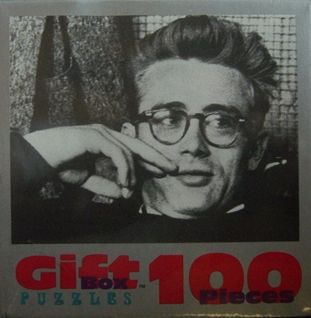 Gift Box Puzzle James Dean-Rebel 100 Pieces - 1