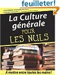 La Culture g�n�rale pour les Nuls