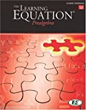 img - for The Learning Equation Prealgebra Student Workbook, Version 3.5 Online (Available Titles Cengagenow) book / textbook / text book