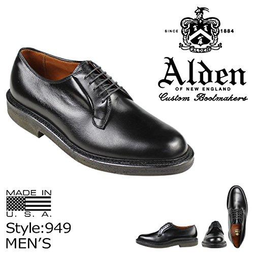 (オールデン)ALDEN シューズ ALL WEATHER WALKER オールウェザー ウォーカー 949 ブラック US10-28.0 (並行輸入品)