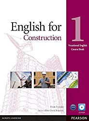 English for Construction Level 1 Coursebook and CD-ROM Pack (Vocational English)