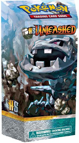 Pokemon Legends Card Game Unleashed (HS2) Theme Deck Steel Sentinel Steelix - 1