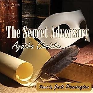 The Secret Adversary Audiobook