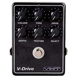 New VHT V-Drive Overdrive