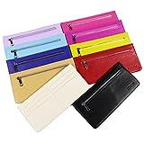 HIROMARUjp 極薄 財布 THIN WALLET スリム ウォレット サイフ 10 Color ランキングお取り寄せ