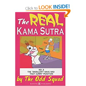 the real kama sutra by the odd squad allan plenderleith 9781841611037 books. Black Bedroom Furniture Sets. Home Design Ideas