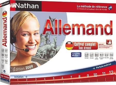 Nathan Allemand coffret complet - édition 2010