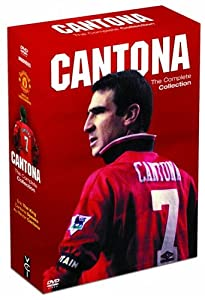 Manchester United - The Cantona Collection [3 DVDs] [UK Import]