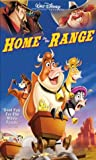 Home on the Range [VHS]