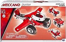 Comprar Mecano - Juego de construcción - - 6026701 Plano - 4 modelos mecano junior