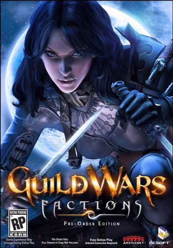 Guild Wars Factions Pre-sale Disk [Does not contain full game]