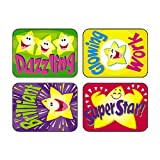 APPLAUSE STICKERS SUPER 100/PK