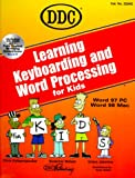 Learning Keyboarding and Word Processing for Kids (Learning Series)