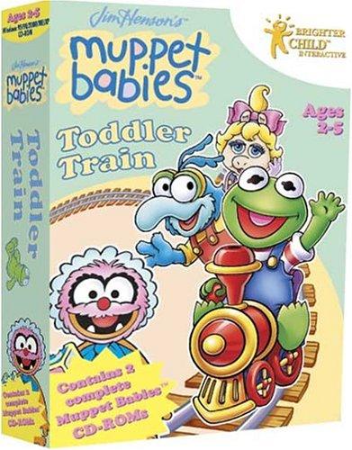 Muppet Babies: Toddler Train