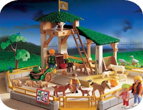 playmobil tierpark streichelzoo preisvergleich tierpark. Black Bedroom Furniture Sets. Home Design Ideas