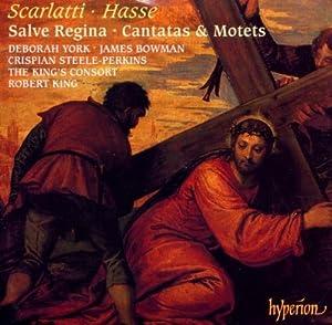 Scarlatti;Salve Regina