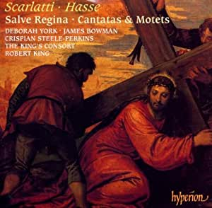 Salve Regina/Cantatas/Motets
