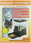 Large Automatic Pet Feeder Electronic...