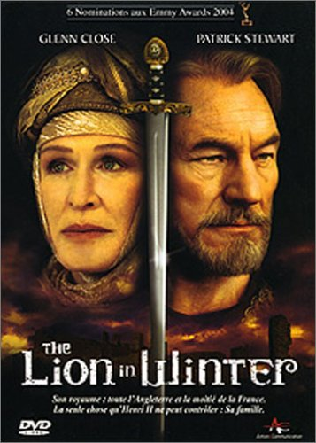 The Lion in Winter [Francia] [DVD]