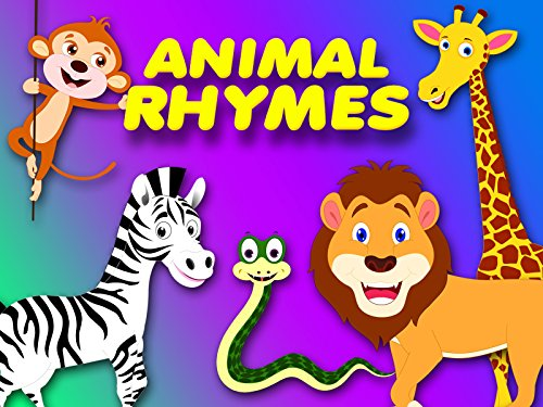 Animal Rhymes - Season 1