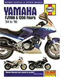 Yamaha FJ1100 and 1200 Fours Owners Workshop Manual (Haynes Owners Workshop Manuals) Alan Ahlstrand