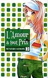 echange, troc Kanan Minami - L'Amour à tout prix, Tome 3 :